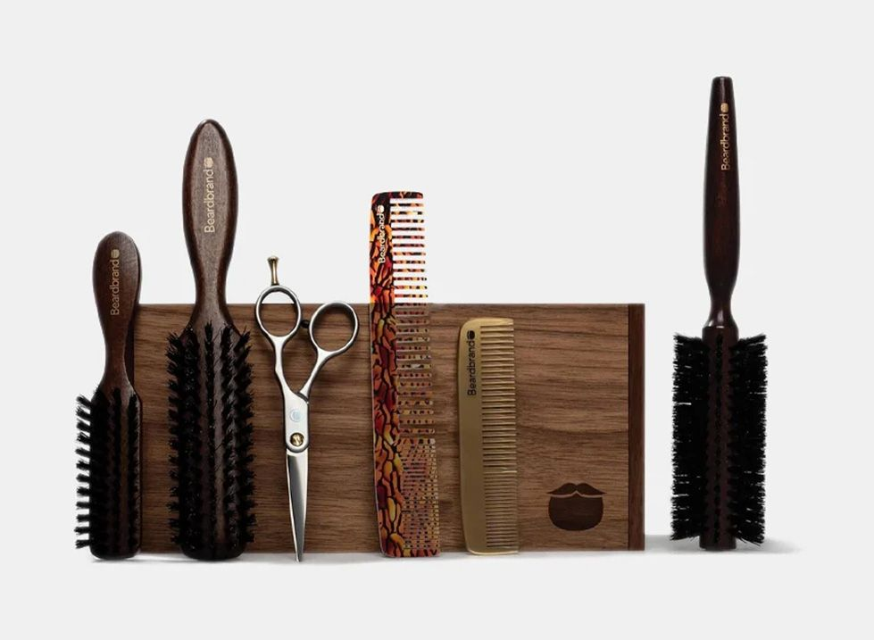 Beardbrand Beard Care Products