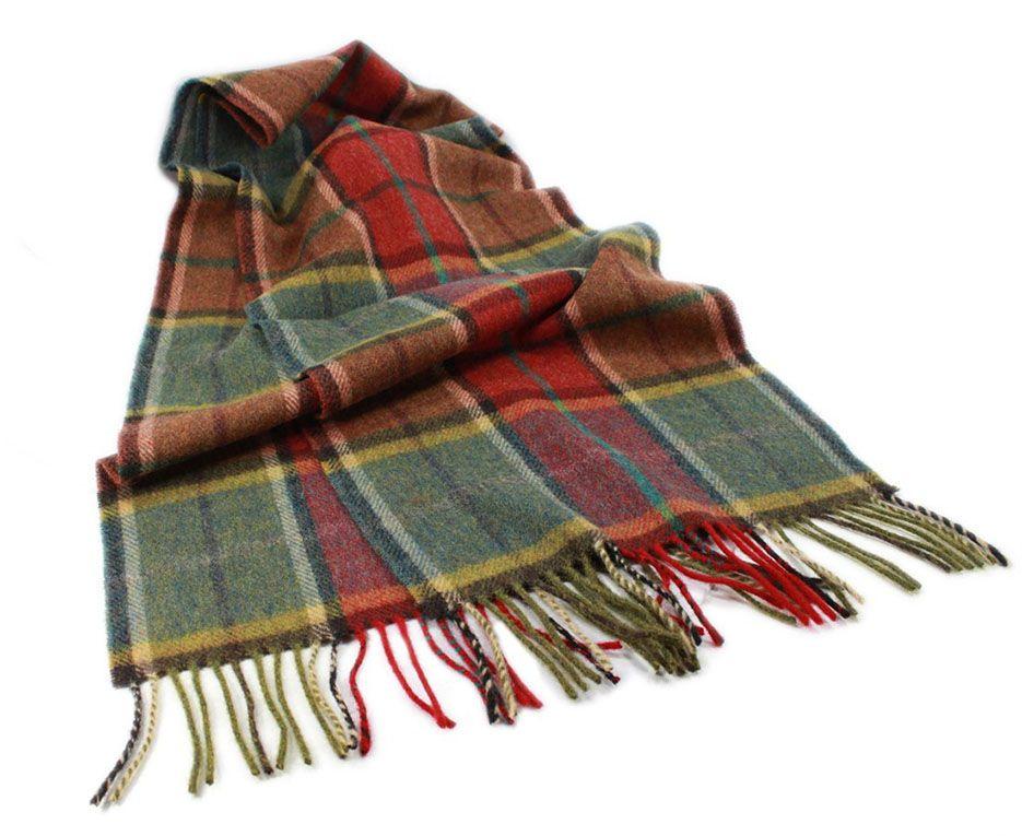 Biddy Murphy Wool Scarf