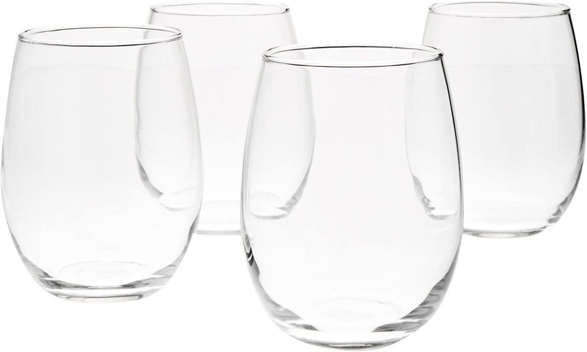 Corkcicle Classic Stemless Wine Cups