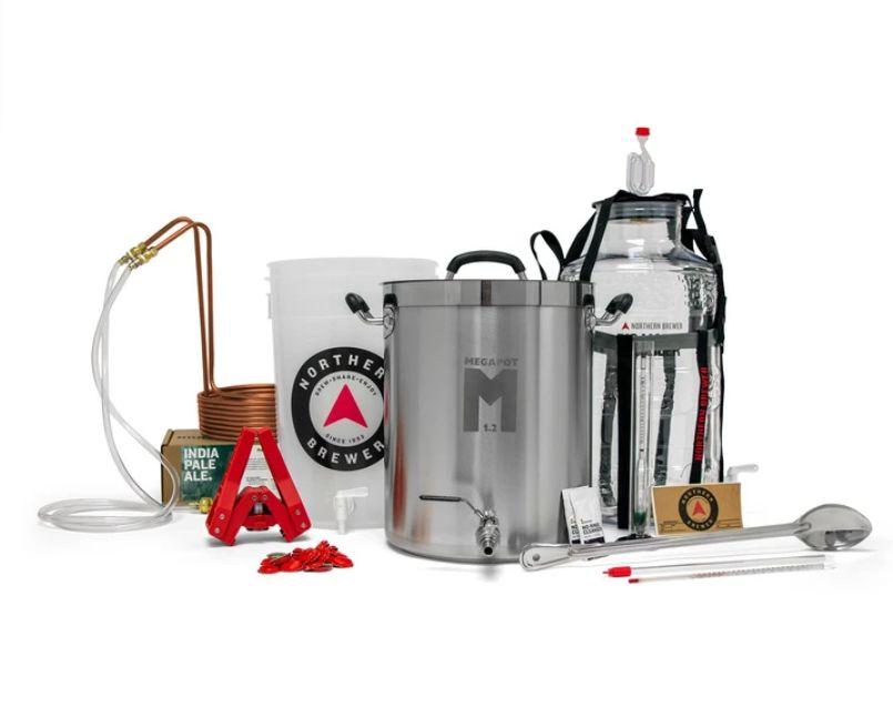 Northern Brewer Premium Craft Brewery Starter Kit