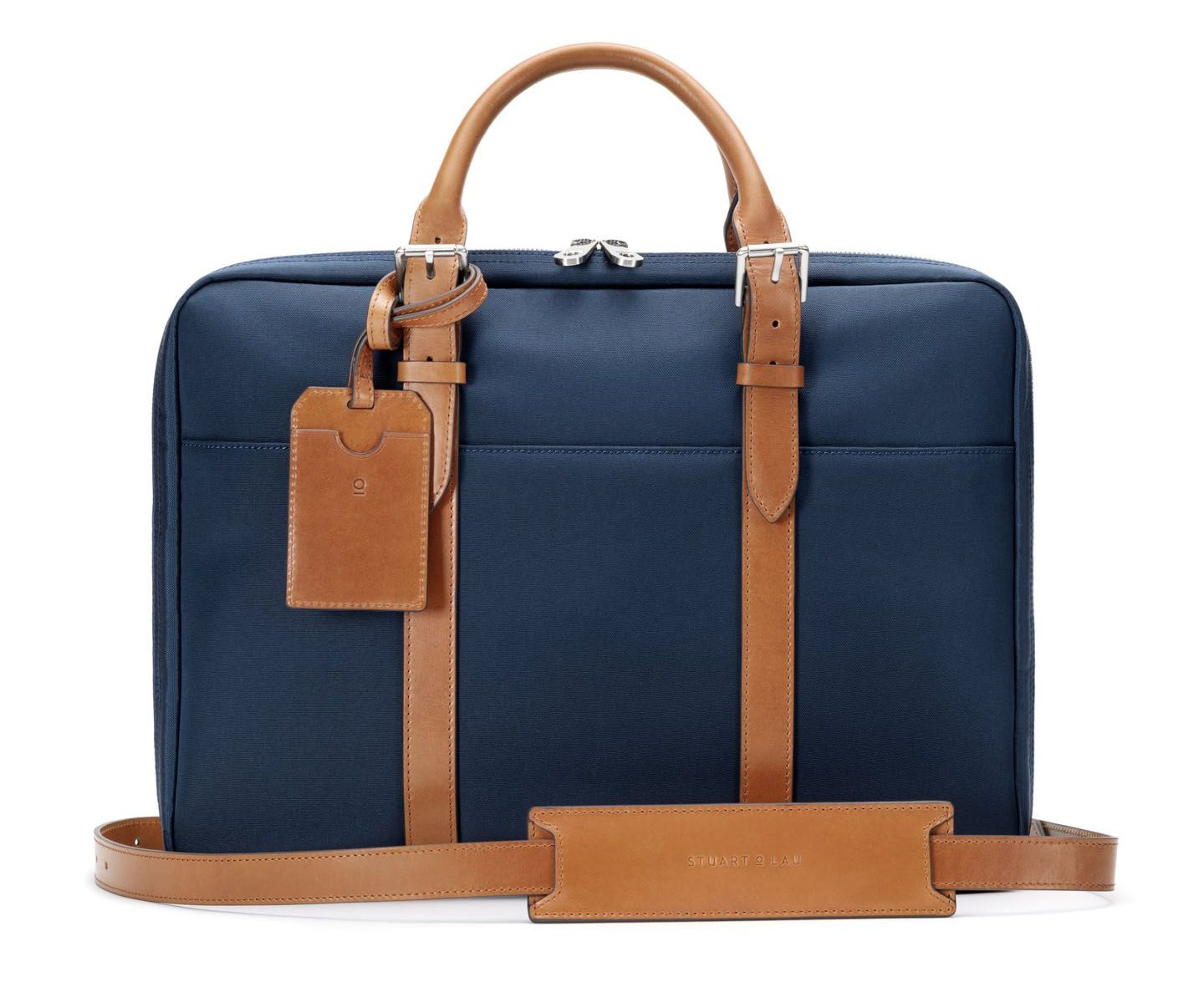 The Cary Briefcase from Stuart & Lau